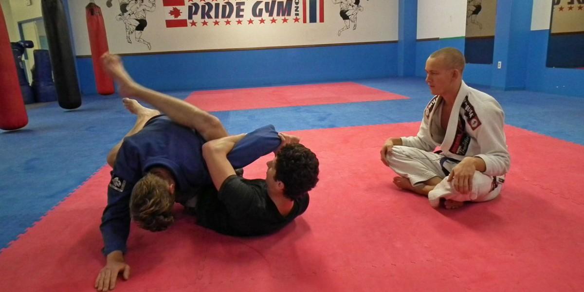 Pride Gym Jiu Jitsu Gallery 1