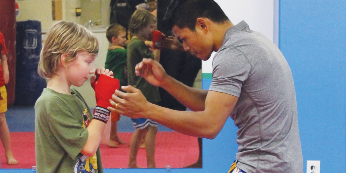 Open Class Sparring Gallery 2