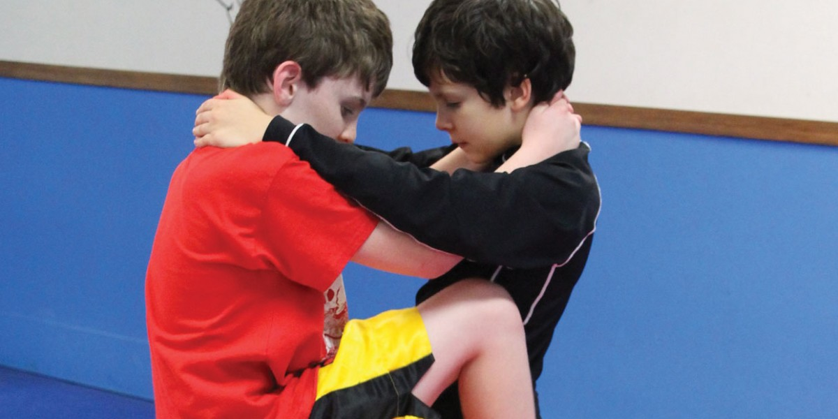 Open Class Sparring Gallery 3