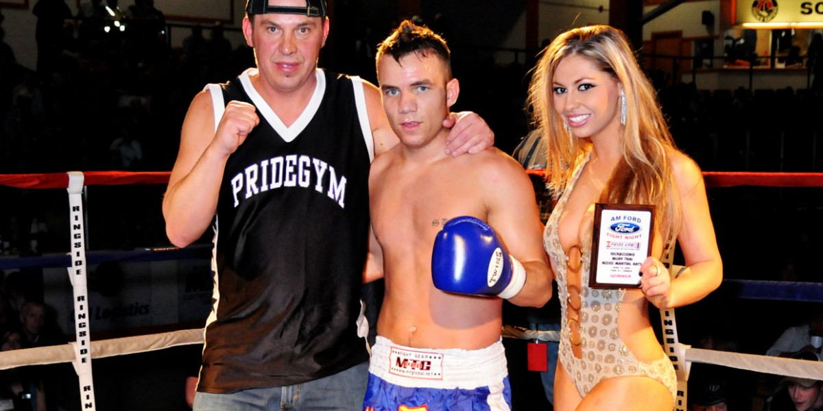 Pride Gym Adults Muay Thai kickboxing 2