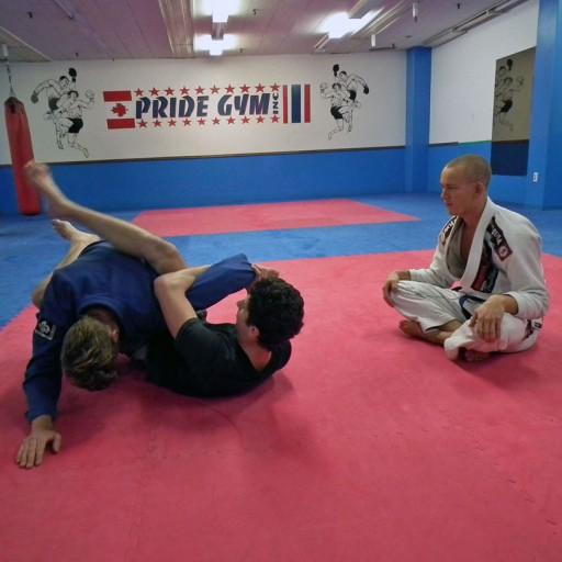 Pride Gym Brazilian Jiu Jitsu
