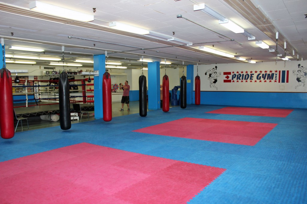 Pride Gym Interior