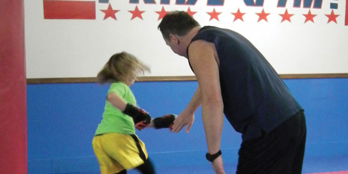 Pride Gym Kids Muay Thai kickboxing 4