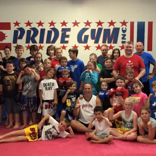Pride Gym Youth Muay Thai Group