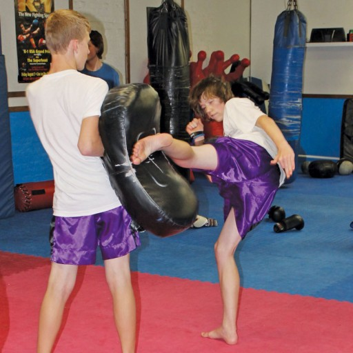 Pride Gym Youth Muay Thai Kickboxing