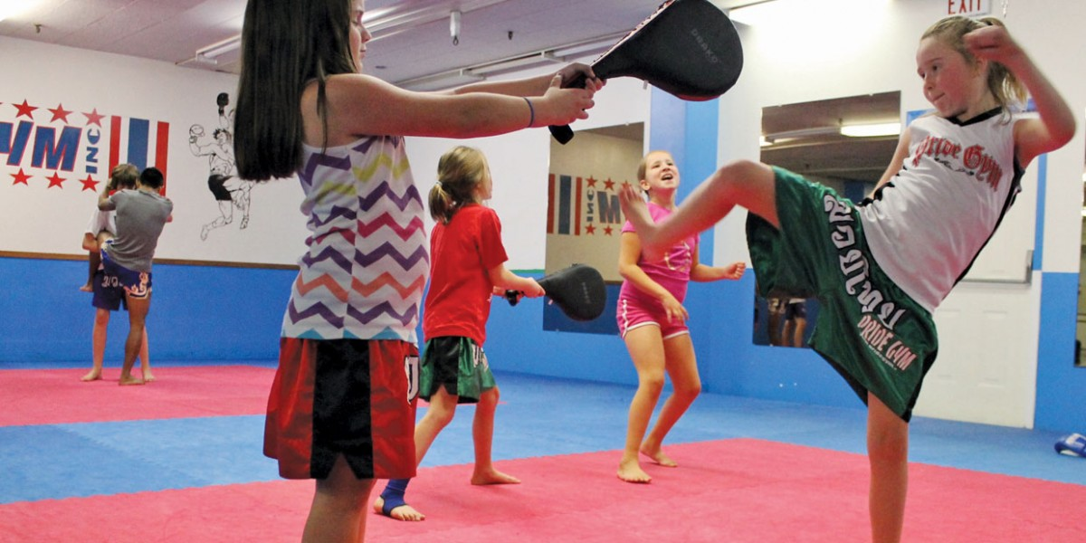 Pride Gym Youth Muay Thai Kickboxing 1
