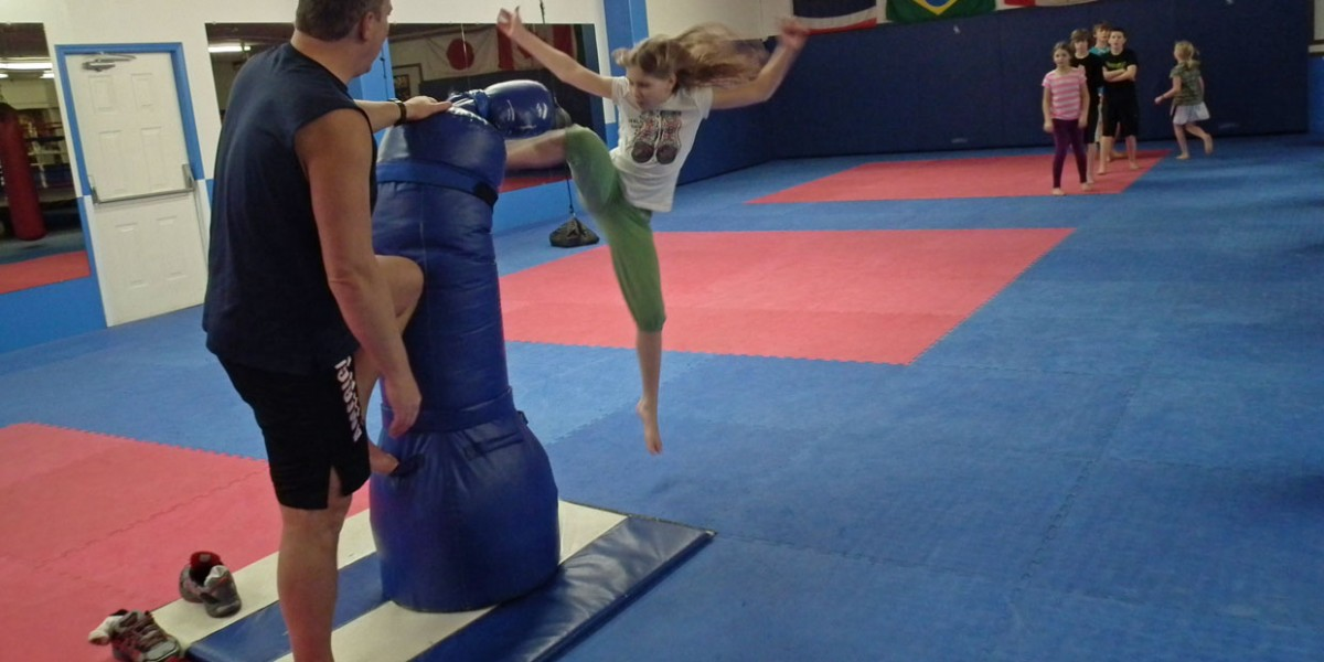 Pride Gym Youth Muay Thai Kickboxing 2