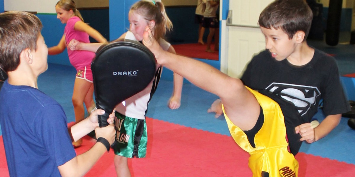 Pride Gym Youth Muay Thai Kickboxing 3