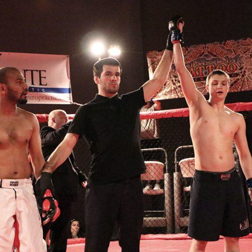 Spokane WA Fights - June 9 2017