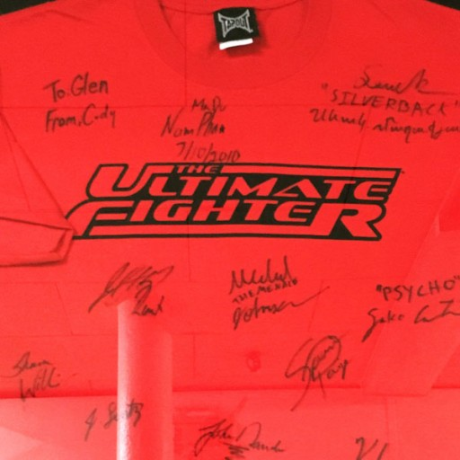 Ulimate Fighter T-Shirt